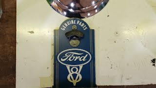 Friday Night Update Here In Central Iowa At The Fox Shop. Ford Bronco Getting Paint?
