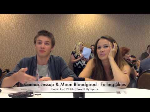 Comic Con News: Connor Jessup and Moon Bloodgood Talk Falling Skies Season 3