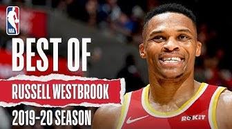 Best Of Russell Westbrook   2019-20 NBA Season