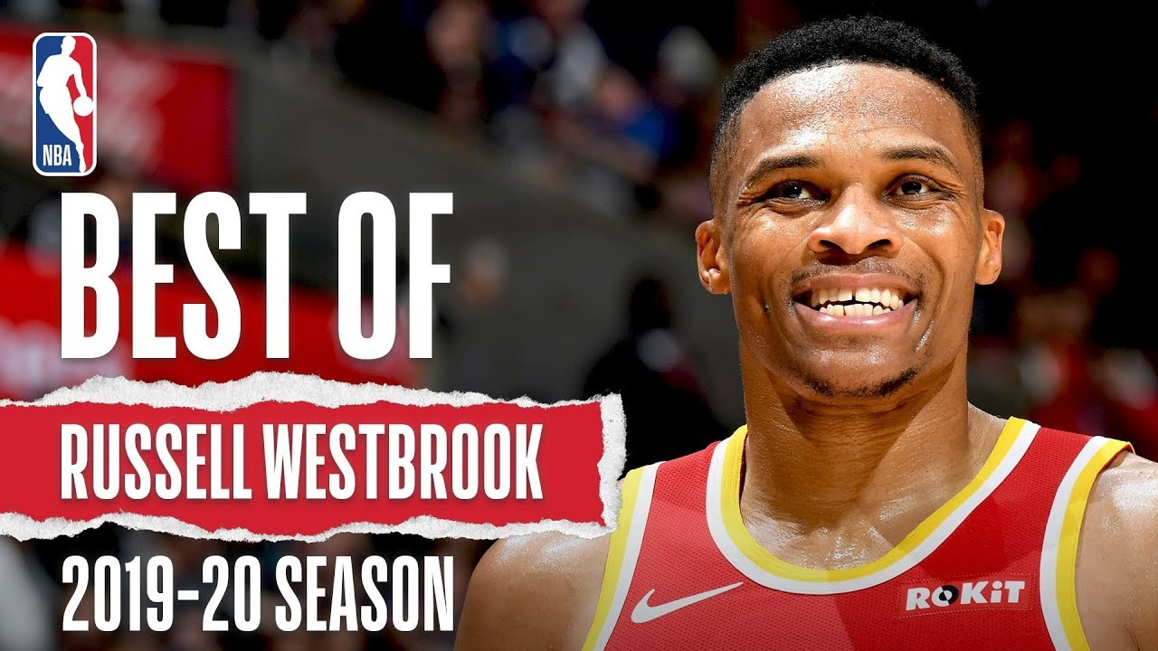 Best Of Russell Westbrook | 2019-20 NBA Season