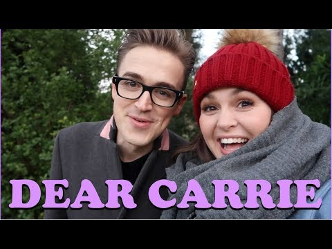 We Have Exciting !  DEAR CARRIE