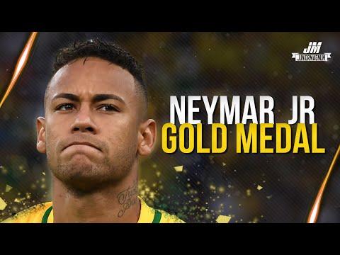 Neymar Jr ● GOLD MEDAL - Olympics RIO 2016 | HD