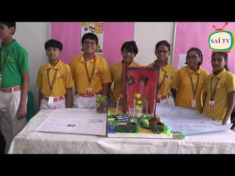 Science Exhibition for Class VI, VII & VIII | SAI International School | Top 5 CBSE Schools in India
