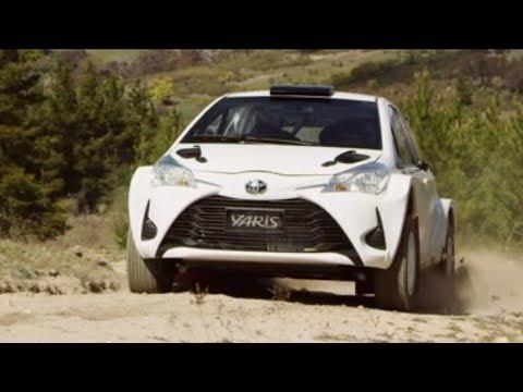 Toyota Yaris AP4 - Australian Rally Championship (ARC)