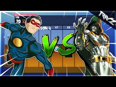 "HUGE ""SEASON 4 BATTLE PASS"" LEAK! REAL METEOR CRASH + HEROES VS VILLAINS - Fortnite: Battle Royale"