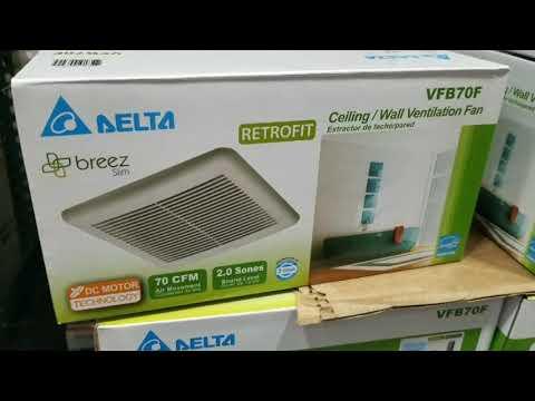 costco!-delta-breez-(dc-motor)-ceiling-/-wall-ventilation-fan!-$36!!!