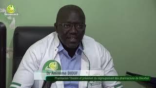 Hausse de certains médicaments: Le Pdt du Regroupement des pharmaciens de la Région Diourbel réagit