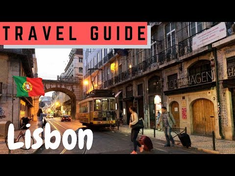 Lisbon Walking Tour - Travel Guide Bairro Alto, Cristo Rei, Santa Justa