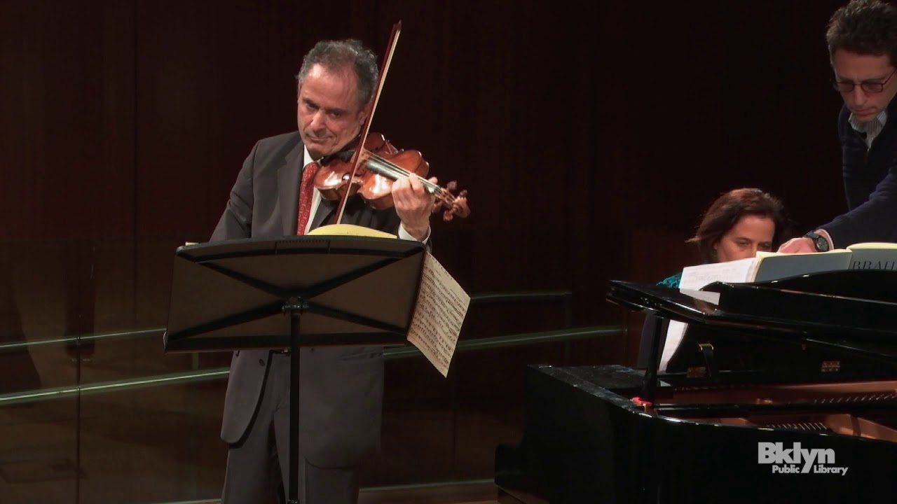 Chamber Music at BROOKLYN PUBLIC LIBRARY - CENTRAL BRANCH
