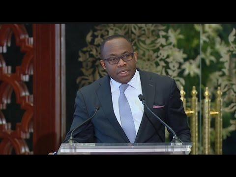 DIRECT - Maroc: cérémonie de signature des accords du gazoduc offshore Maroc - Nigéria (3/3)