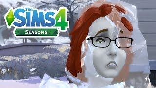 FIRST LOOK AT THE SIMS 4: SEASONS (Streamed 6/18/18)