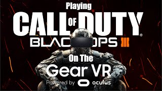 Playing Call of Duty Black Ops 3 In VR Is Too Much Fun (Playing PC Games In VR)