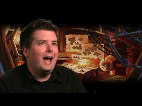 Monkey Island 2 Special Edition Le Chuck's Revenge Making Of |