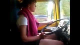 Mit dem IFA L60 unterwegs nach Pütnitz 2012