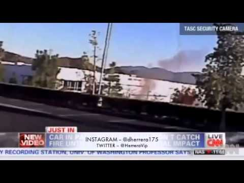 Paul Walker ALIVE 60 seconds AFTER CRASH Watch HIM MOVING RAW 2013