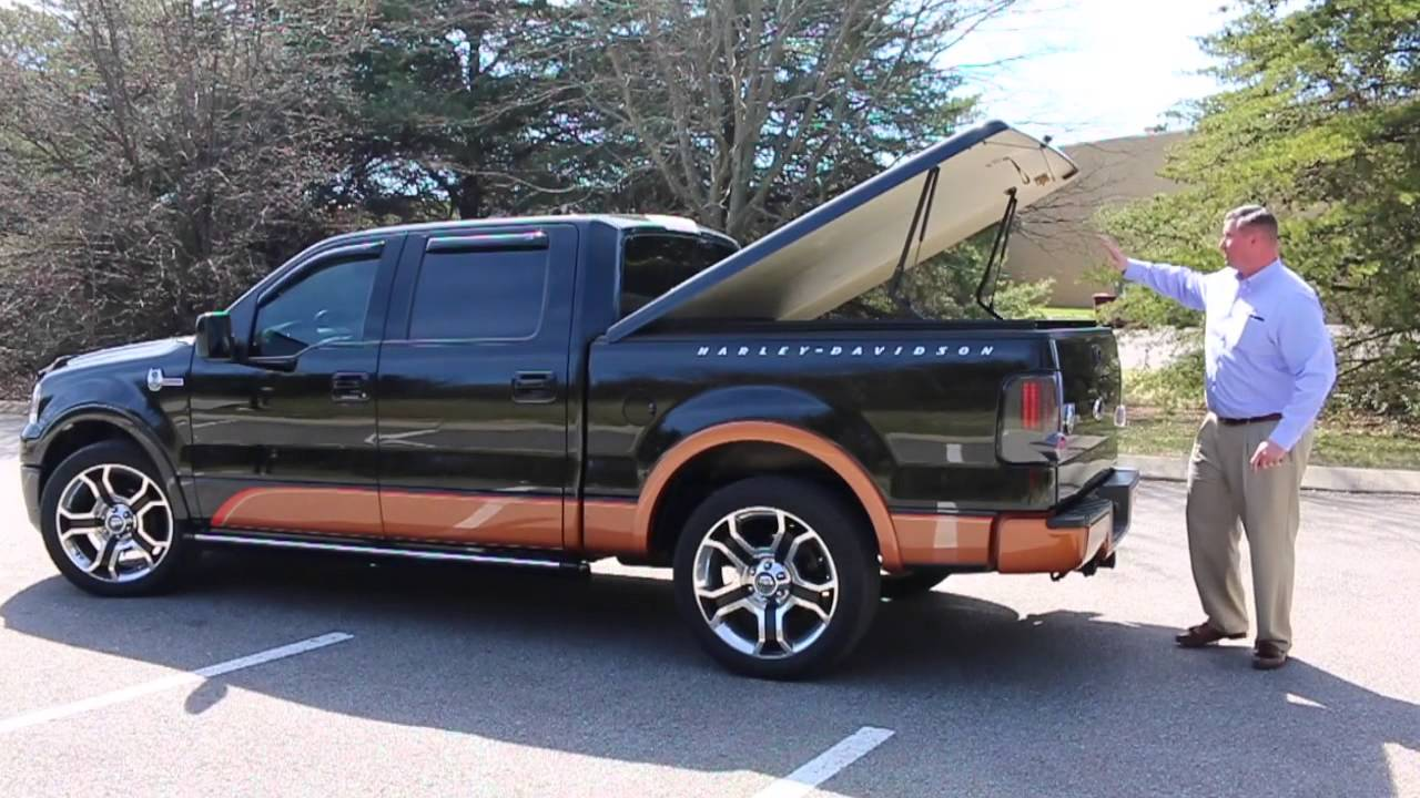 2008 Saleen Supercharged Harley Davidson F150 Walk Around Review