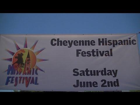 Cheyenne Wyoming's Hispanic Festival 2018