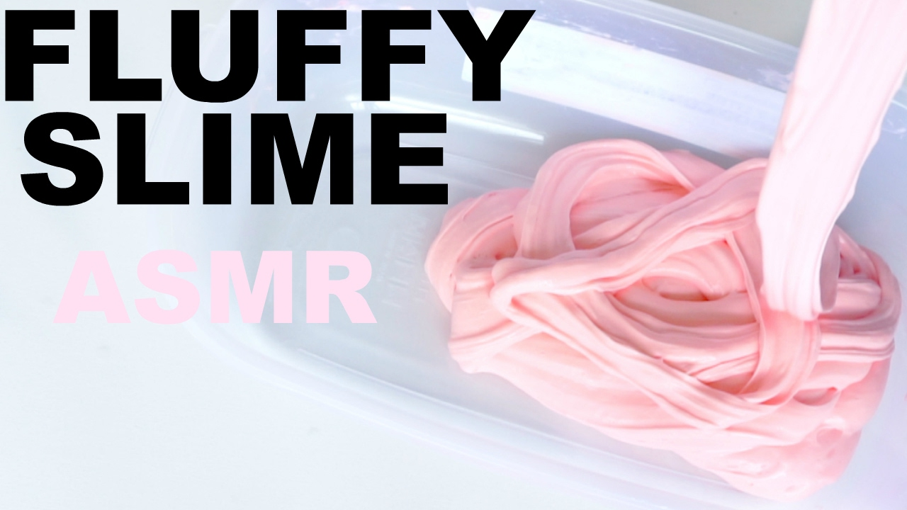 How to make fluffy slime without elmers glueboraxtidecornstarch how to make fluffy slime without elmers glueboraxtidecornstarchdetergent asmr video youtube ccuart Images
