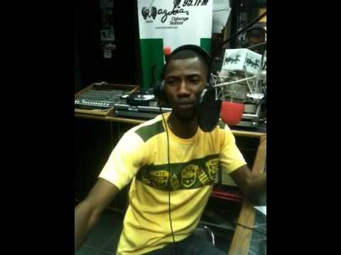 Talk Show at WaZoBia Fm Lagos