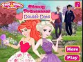 [Dress Up Games] Ariel and Elsa Double Date - Game For Kids