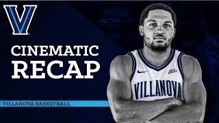 Men's basketball: dec. 16, 2020 - cinematic recap vs. butler