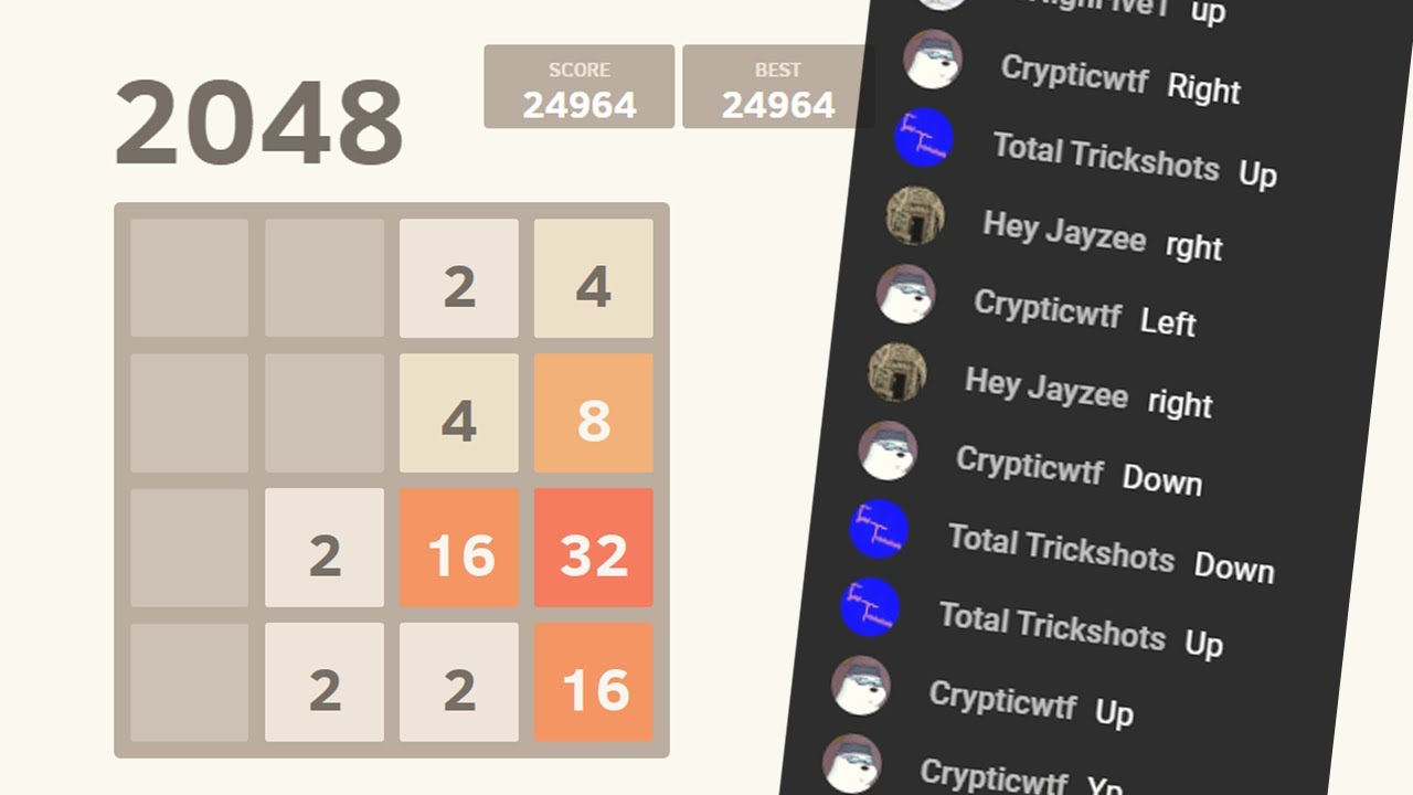 2048 - If We Win, The Stream Ends - YouTube