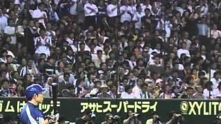 2006年 中日ドラゴンズ セ・リーグ優勝決定戦 延長12回表 thumbnail