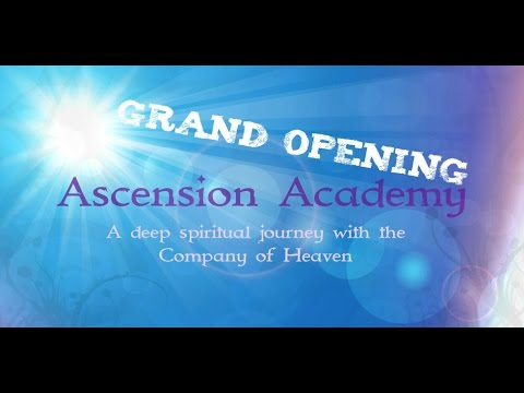 Ascension Academy is now open