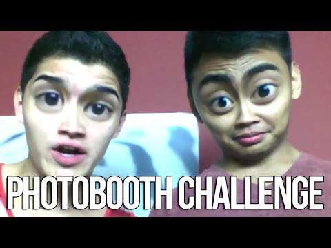 "THE PHOTO BOOTH ""CHALLENGE"""