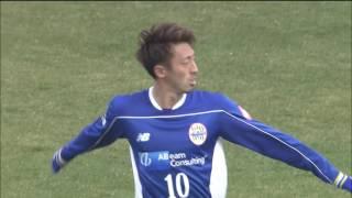 2017年3月26日(日)に行われた明治安田生命J2リーグ 第5節 山形vs福...