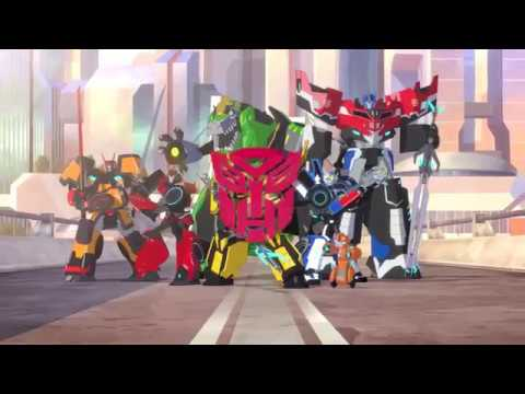 Transformers Robots In Disguise Combiner Force Promo Video