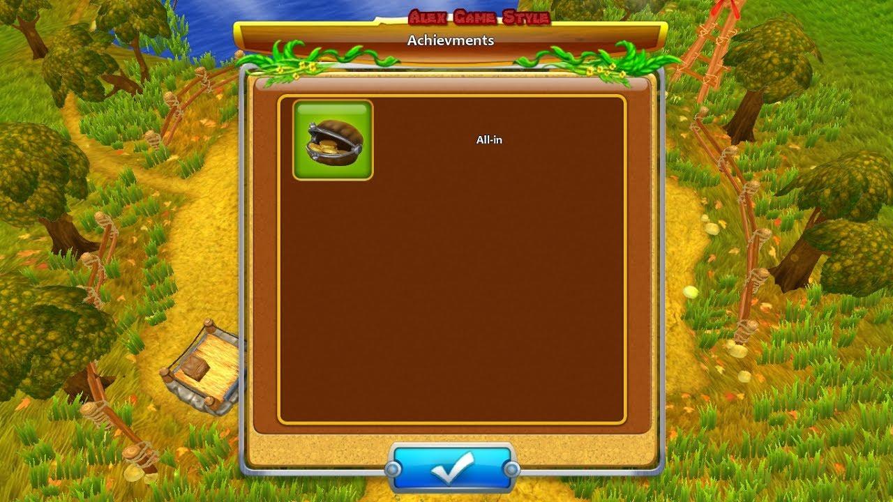 Farm Frenzy 4 Achievement All-in