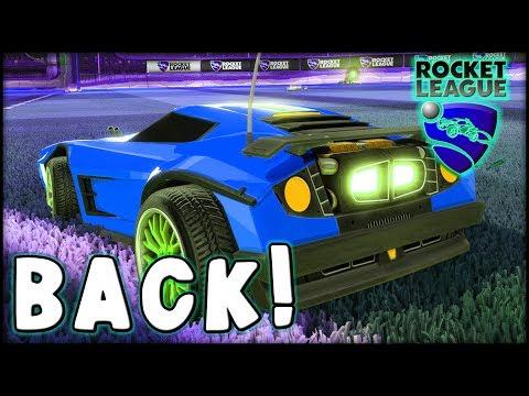 Rocket League - Gamer Screams a Lot!