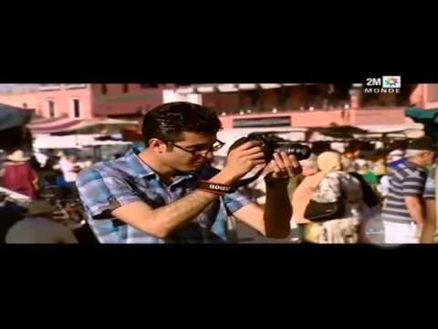 أمين رغيب Amine raghib في برنامج كلنا أبطال على قناة 2M ( HD VIDEO )