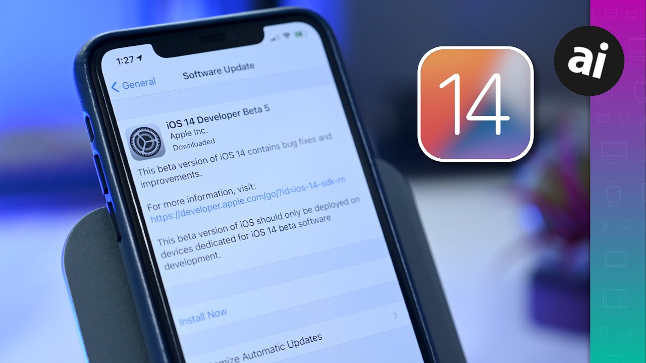 All the new features and changes in iOS 14 beta 5