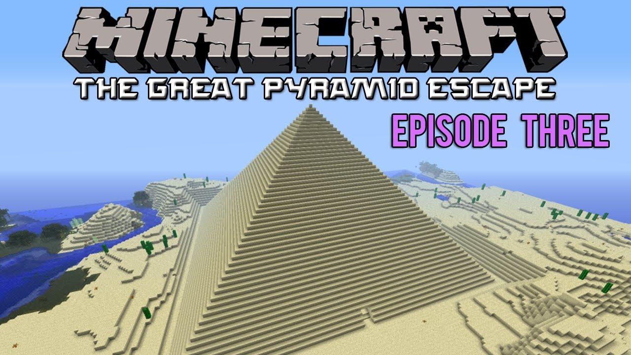 minecraft pyramid adventure map download