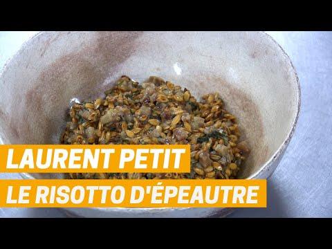 [une-céréale,-un-chef,-un-secret]-laurent-petit-et-son-risotto-d'épeautre- -passion-céréales