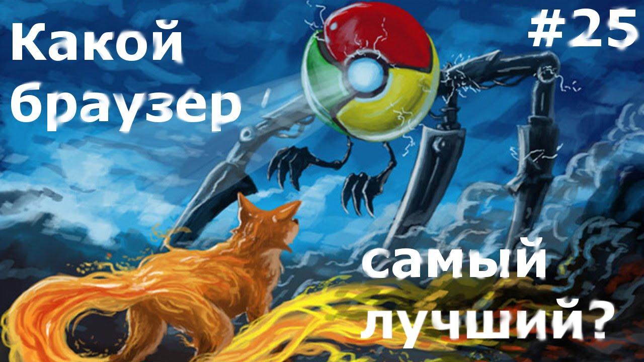 Выбор браузера Лучшие браузеры 2014г