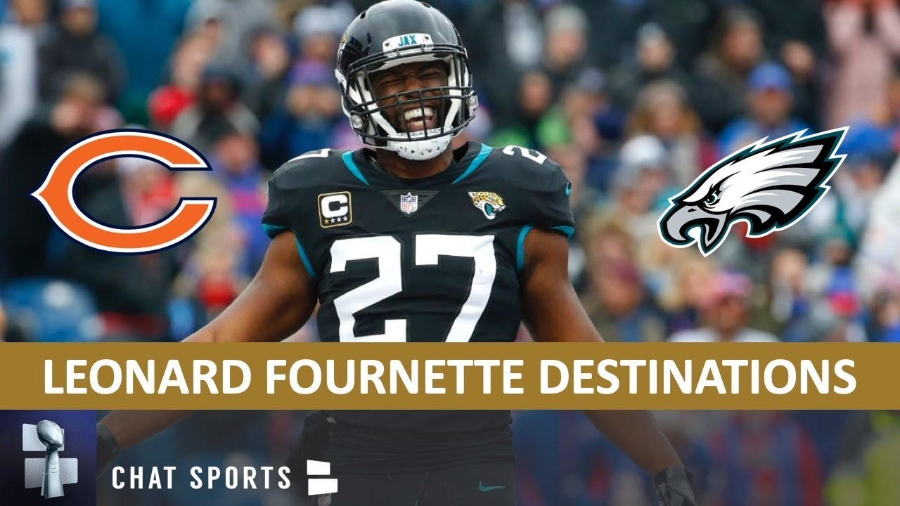 Leonard Fournette could land with these 6 teams after release