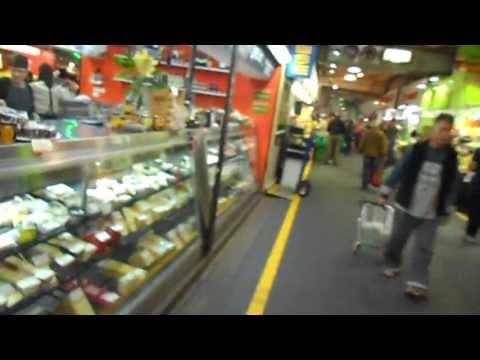 Adelaide Central Market, Adelaide, Australia.