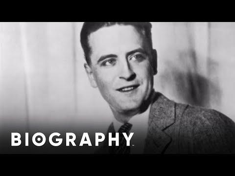 Mini BIO - F. Scott Fitzgerald