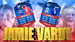 FIFA 16 | RECORD BREAKER JAMIE VARDY | ОБЗОР ИГРОКА