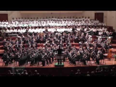 Magallanes - Banda Musicale Giovanile del Piemonte - Auditorium RAI Torino