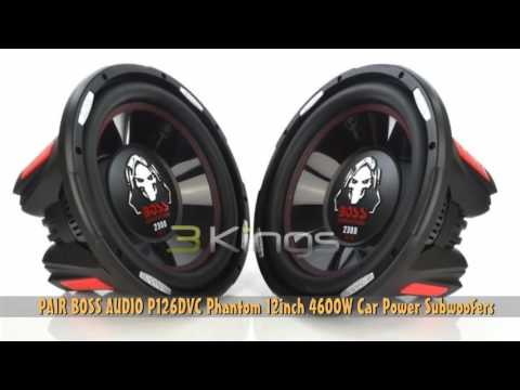 Top 10 best 12 inch subwoofer