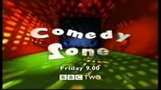 BBC Two Comedy Zone Trailer 1998 (Alternate)