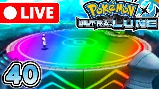 LIVE LIGUE POKEMON ULTRA LUNE 🌖40 - ULTRA LET'S PLAY (FR)