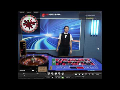 Playtech live dealer speed roulette