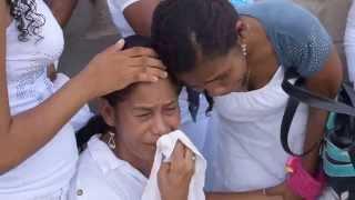 Ana Hernández recordó con mucho dolor la tragedia de hace un año donde perdió a 8 familiares