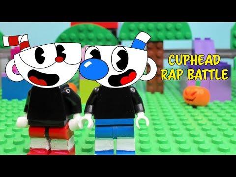 Repeat Lego Cuphead - Cartoon Rap Battle (Mashed Ver