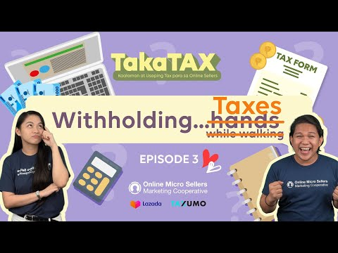 What are Withholding Taxes and How Do You File Them?